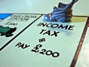 Maksude maksmine monopolis