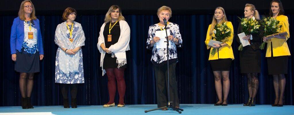 Raamatupidajate konverentsil Aasta Raamatupidaja valimine