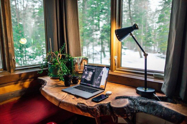 5 soovitust, kuidas kodukontor efektiivsemaks muuta